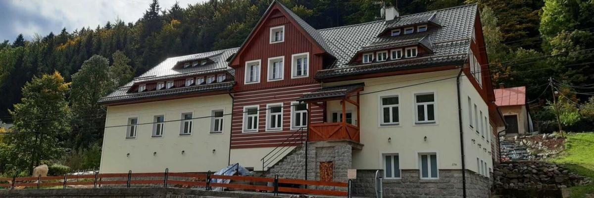 Apartmány pod Mariánskými schody: Babyfriendly ubytování v Jizerkách